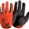 Glove Bontrager Evoke Large Tomato Orange