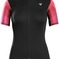 Jersey Bontrager Meraj Women's X-Small Black/Viper Red