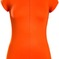 Jersey Bontrager Vella Women's Small Tomato Orange