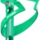 Water Bottle Cage Bontrager RL Team Green