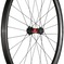 Wheel Front Bontrager LineXXX 29D 110 Clincher Black/Red