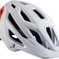Bontrager Helmet Lithos MIPS White/Orange Small CE