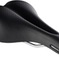 Saddle Bontrager Commuter Gel CRZ+ Black