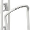 Water Bottle Cage Bontrager Hollow 6mm White