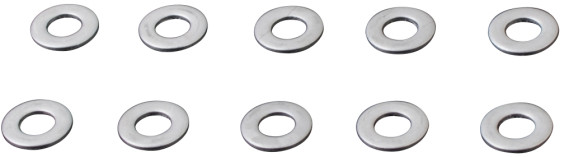 Bontrager Wheelsystem Alloy Spoke Nipples