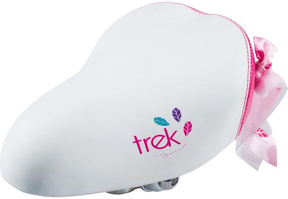 Trek Mystic 16 Kids' Saddle with Integrated Handle