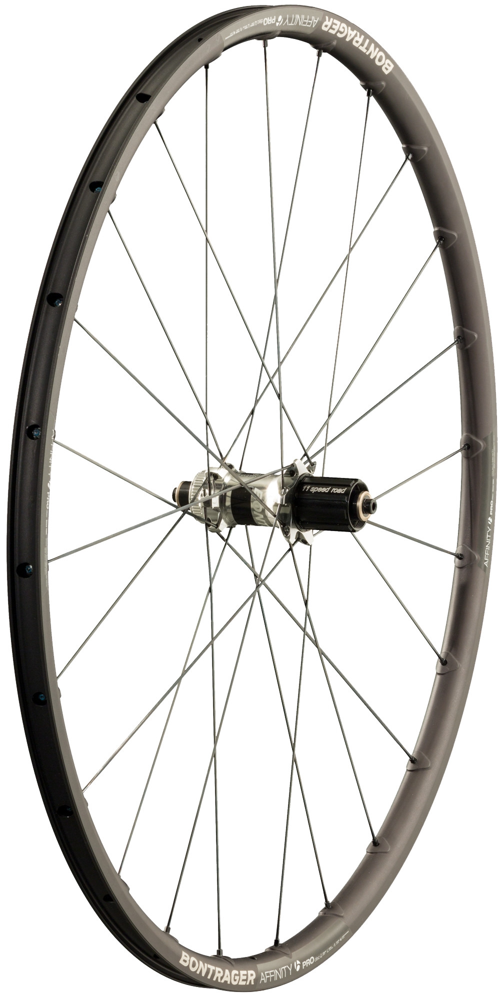 Bontrager Affinity Pro Tlr Disc Road Wheel Road Wheels