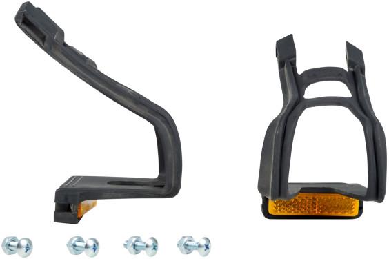 Trek Wellgo Pedal Clip Set