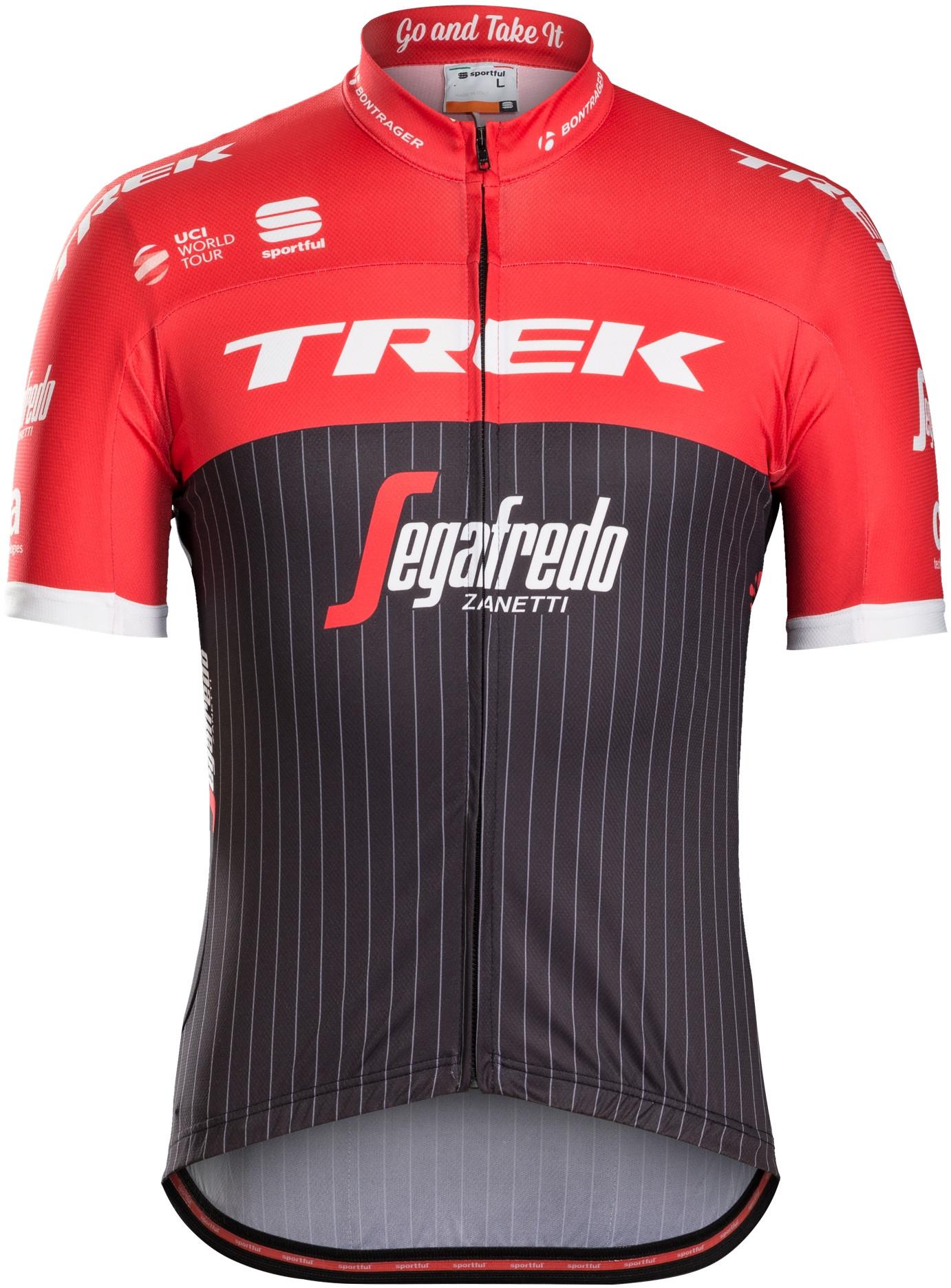Sportful Trek Segafredo Replica Men S Cycling Jersey Men