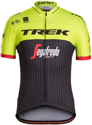 Sportful Trek-Segafredo Replica Men's Cycling Jersey