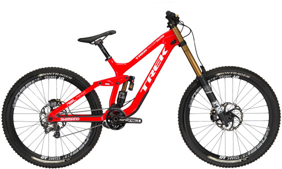 2018 Trek Session 9.9 DH 27.5 Race Shop Limited