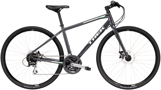 2018 Trek FX 2 Women's Disc Stagger