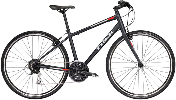 2019 Trek FX 3 Women's Stagger