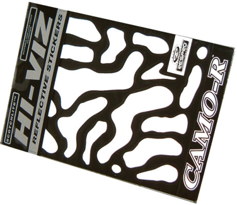 Hump Hi-Viz Reflective camouflage sticker kit