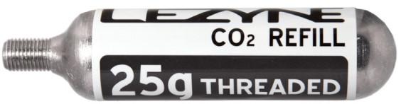 Lezyne - 16G Threaded CO2 Cartridge Box of 30