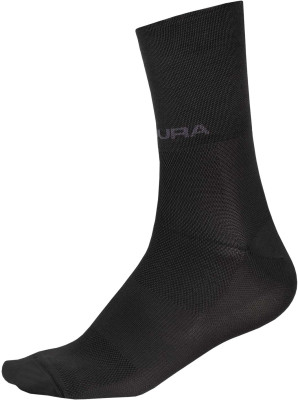 Endura Pro Sl Sock Ii: Black - L-Xl