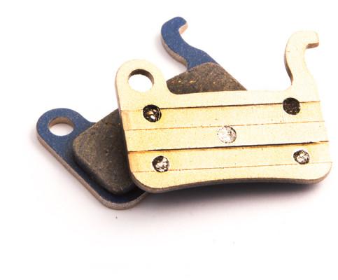 Clarks Elite Semi-Metallic Disc Brake Pads For Shimano Xtr (M965/M966)/Saint/Deore M535/Hone M60/Lx M585 Clarks Hdb-540/790/600
