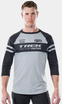 100% Trek Factory Racing ¾ Tech Tee