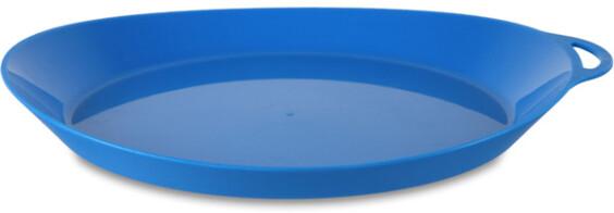 Lifeventure Ellipse Plate - Blue