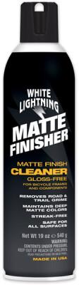 White Lightning Matte Finisher, 19oz Aerosol DSC (Box of 6)
