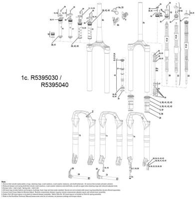 Rock Shox Rockshox Lower Leg Revelation 10-15/Sektor 11-15 26 Maxle Lite 20Mm White (No Decals)