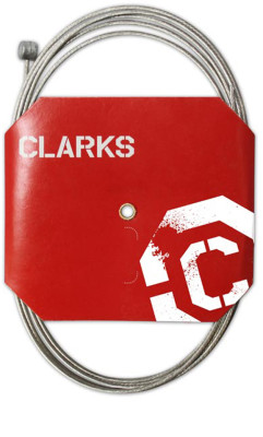 Clarks Mtb/Hybrid Die-Drawn S/S Inner Brake Wire W1.5 X L2000Mm Barrel Nipple Dispenser Box (100Pcs)