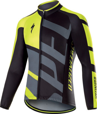 2017 Specialized Element RBX Comp Logo LS Jersey