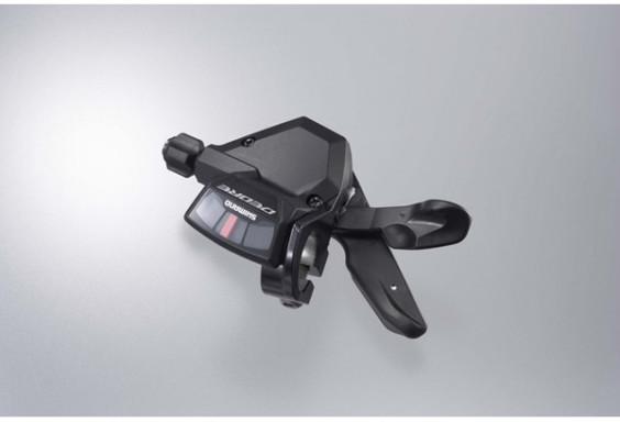 Shimano SL-M590 Deore 9-speed Rapidfire pods