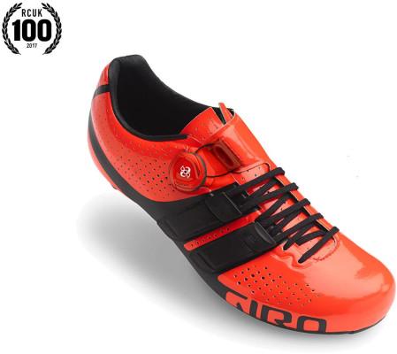 Giro Factor Techlace Road Cycling Shoes