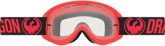 Dragon MDX Red / Clear