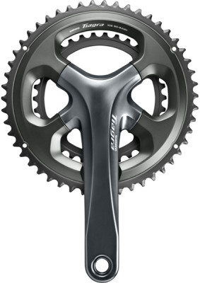 Shimano FC-4700 Tiagra double chainset 10-speed, 50/34, compact, 170 mm
