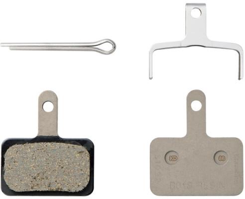 Shimano Spares Brbx B01S Pads&Spring Resin