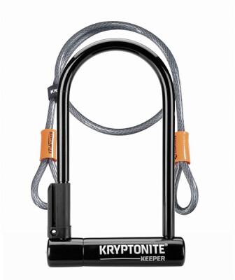Kryptonite Lock Keeper 12 /Flex Twinpack