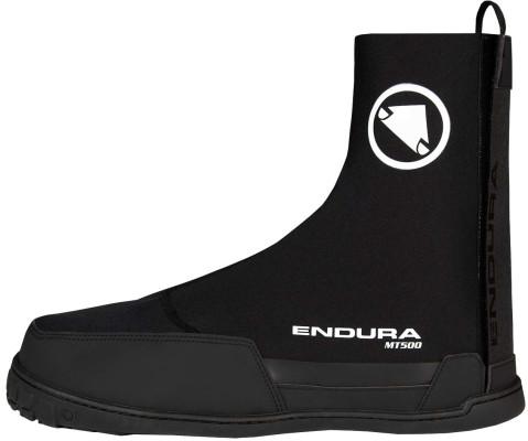 Endura Mt500 Plus Overshoe Ii: Black