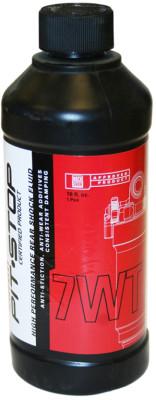 Sram Rockshox Rear Suspension Damping Fluid 7Wt 16Oz Bottle