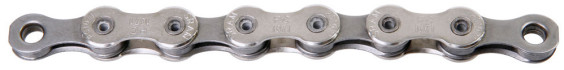 Sram Pc1071 Hollow Pin 10 Speed Chain Silver/Grey 114 Link With Powerlock