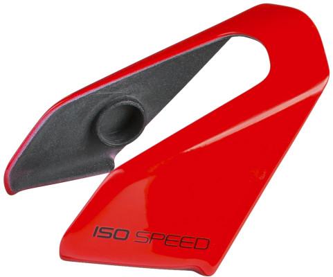 Frame Part Trek Madone Sl 6 Isospeed Cover Radioactive Red