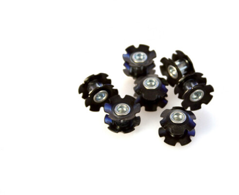 M:Part 1-1/8 inch Star Nuts 25.4 x 10 Pack Refill