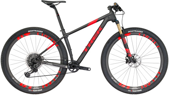 2018 Trek Procaliber 9.9 SL Race Shop Limited