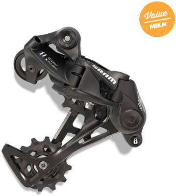 Sram Rear Derailleur Nx 1X11 Speed Long Cage Black