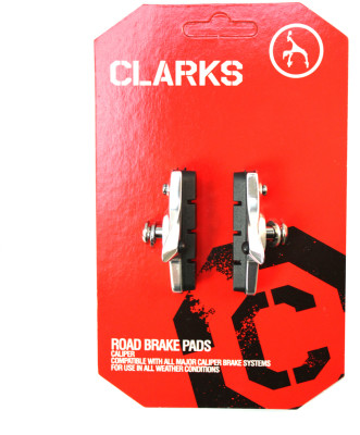 Clarks Road Brake Pads Fits All Major Road Brake Systems 52Mm