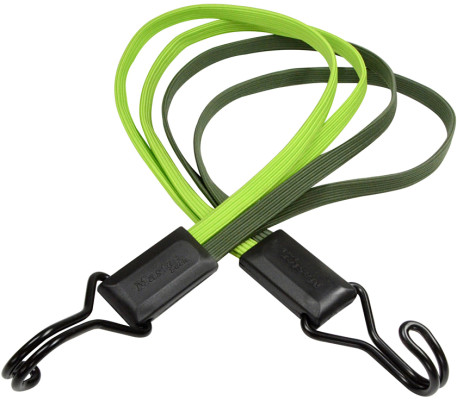 Masterlock Master Lock Flat Smooth Multi Cord Bungee 70Cm - Green