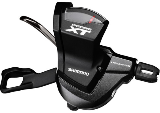 Shimano SL-M8000 XT Rapidfire pods, 11-speed, right hand