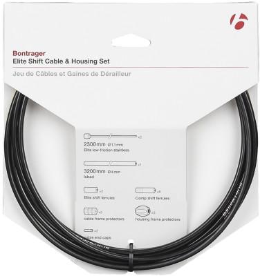 Bontrager Elite Shift Cable & Housing Set
