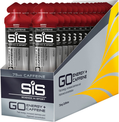 SIS GO Isotonic Energy Gel