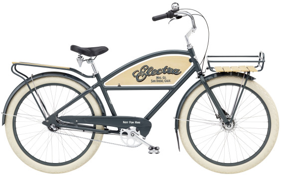 2021 Electra Delivery 3i Step-Over