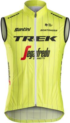 Santini Trek-Segafredo Men's Team Windshell Vest