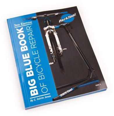 Park Tool BBB-3 - Big Blue Book Of Bicycle Repair Volume III