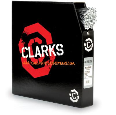 Clarks Mtb/Hybrid Galvanized Inner Brake Wire Barrel Nipple Dispenser Box (100Pcs)