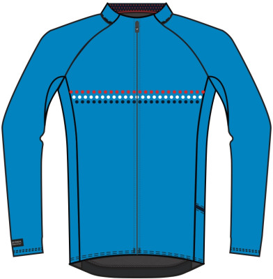 Bontrager Circuit Long Sleeve Cycling Jersey